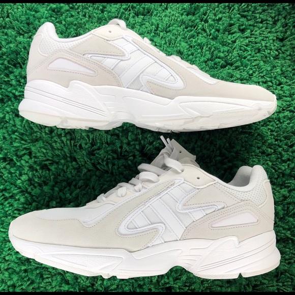 Adidas Yung 96 Chasm Crystal White